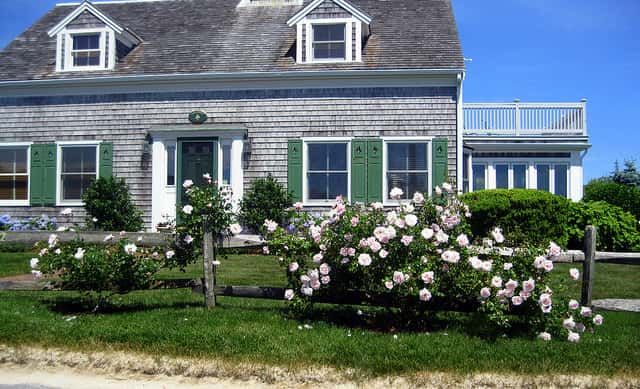 cute cape cod house