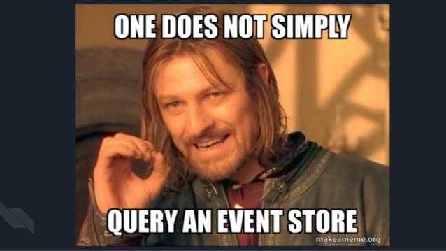 One Does Not Simply Query