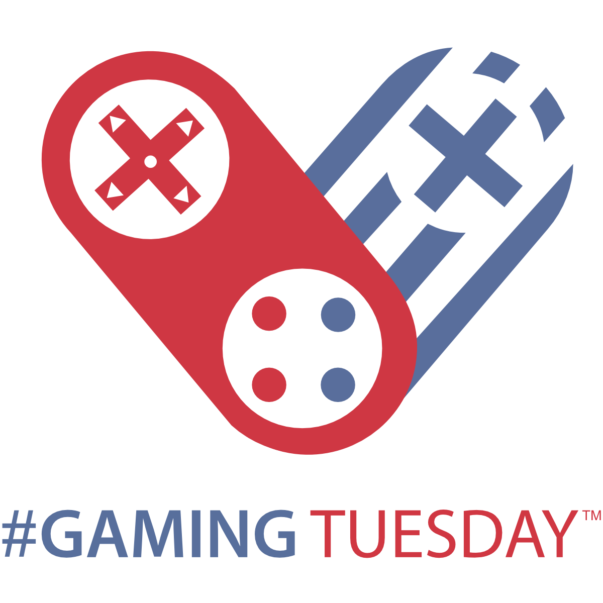 GamingTuesday logo in color