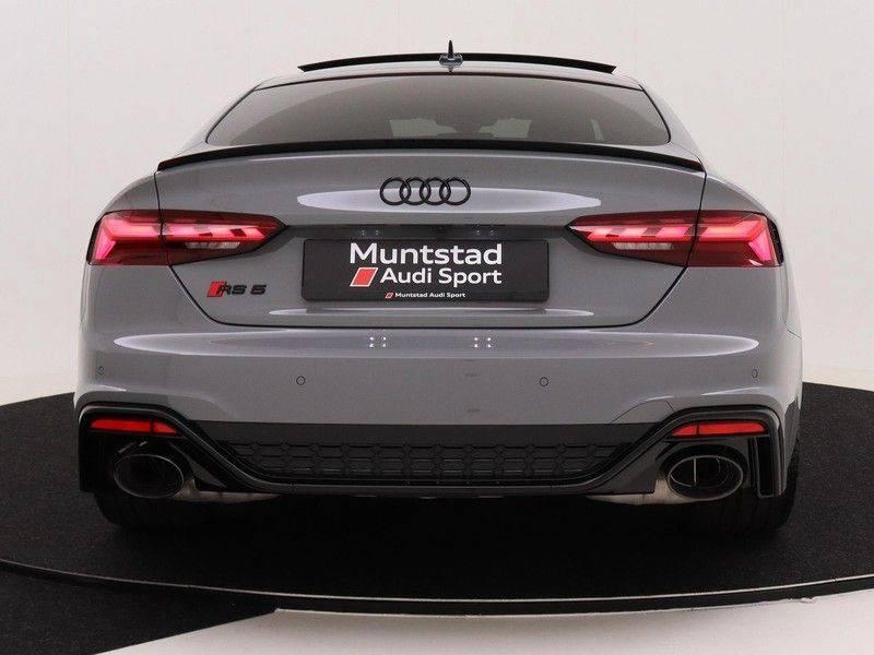 Audi RS5 Sportback 2.9 TFSI quattro | 450PK | Panoramadak | Stoelventilatie/verwarming | Bang & Olufsen | Top view camera | Matrix LED Laser | RS Sportuitlaat | 20'' inch brons | Verlengde fabrieksgarantie afbeelding 11
