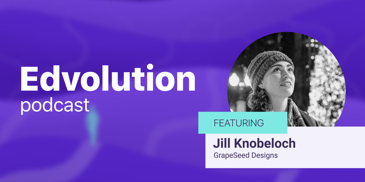 #4 | Jill Knobeloch: Dealing with Emptiness, Rationality vs Intuition, Relationships