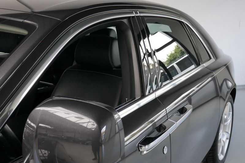 Rolls-Royce Ghost 6.6 V12 Massage-Geventileerde stoelen - DVD entertainment afbeelding 6