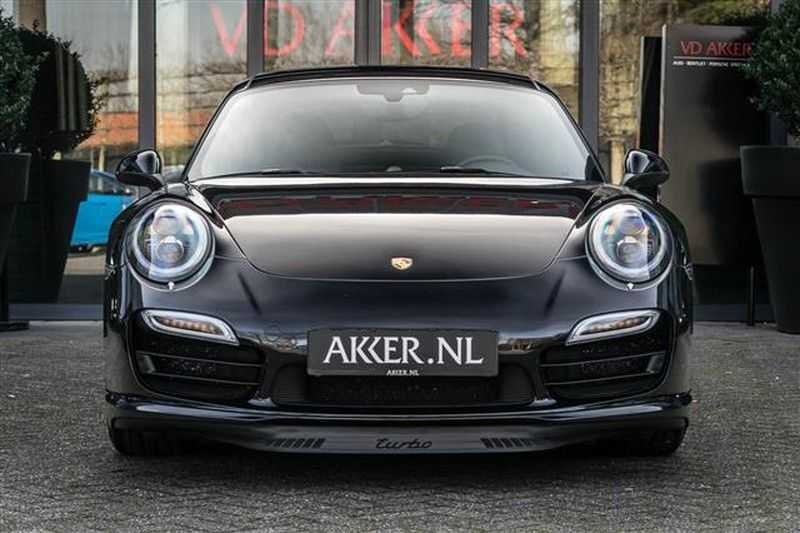Porsche 911 TURBO GLAS DAK+ADAPT.STOELEN+CAMERA afbeelding 18