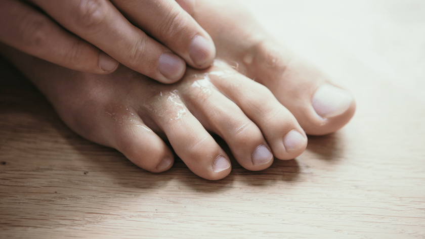 How to increase blood flow on your feet?