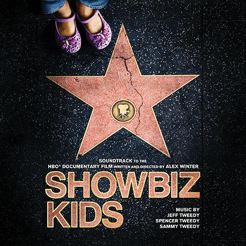 Showbiz Kids Soundtrack artwork