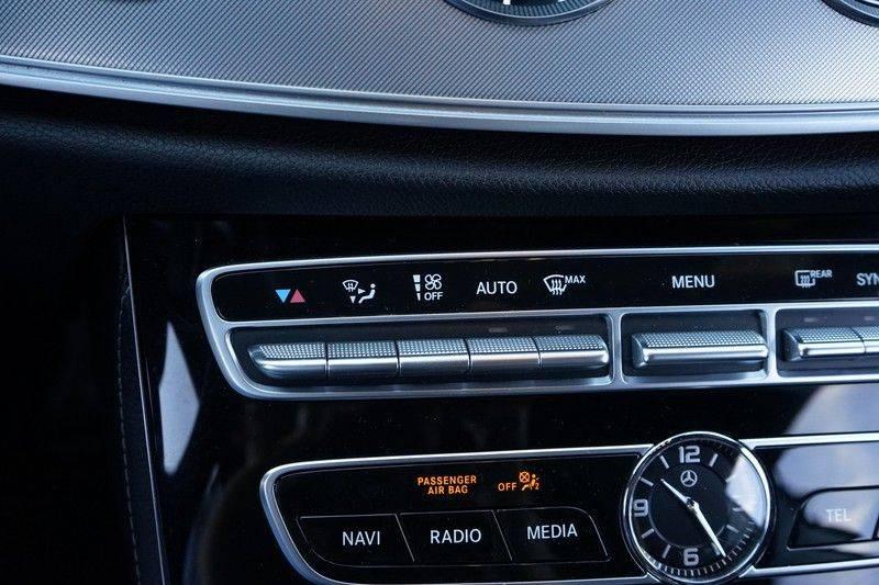 Mercedes-Benz E-Klasse Coupé 200 Premium Plus AMG, Pano, Burmester afbeelding 19