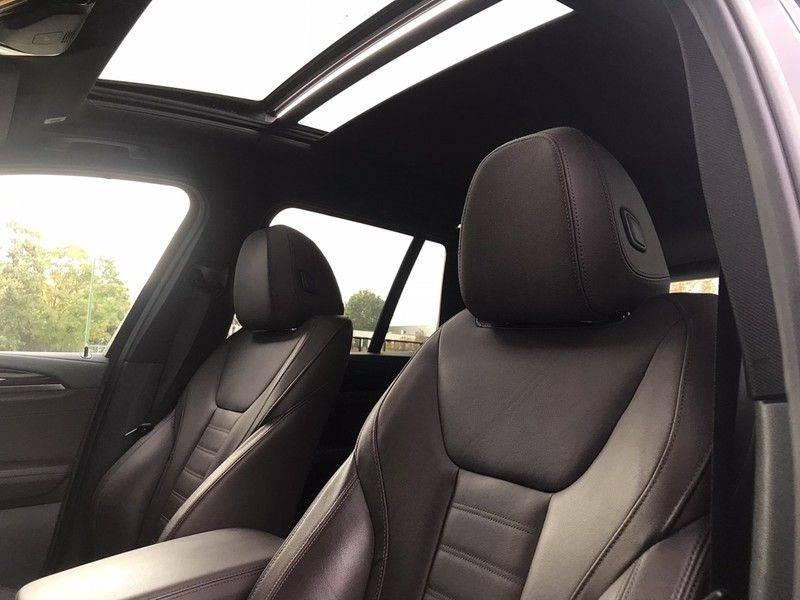 BMW X3 M40i VERKOCHT X-Drive M-Sport, 360PK, Pano, Head-Up, Keyless, Camera, Navi, Leder, 20INCH BTW! afbeelding 7