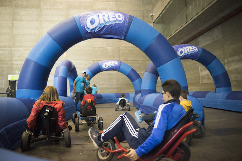 karts evento oreo ocio familiar