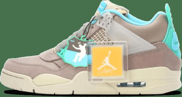 Nike x Union Air Jordan 4 30th Anniversary - Exclusivité Union