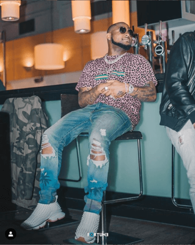 Davido Says He Can't Remember The Lady That Took His Virginity