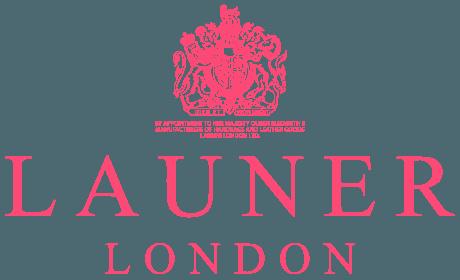 Launer London logotype