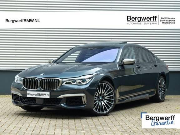 BMW 7 Serie M760Li xDrive - Bowers & Wilkins Audio - Night Vision - Entertainment Professional