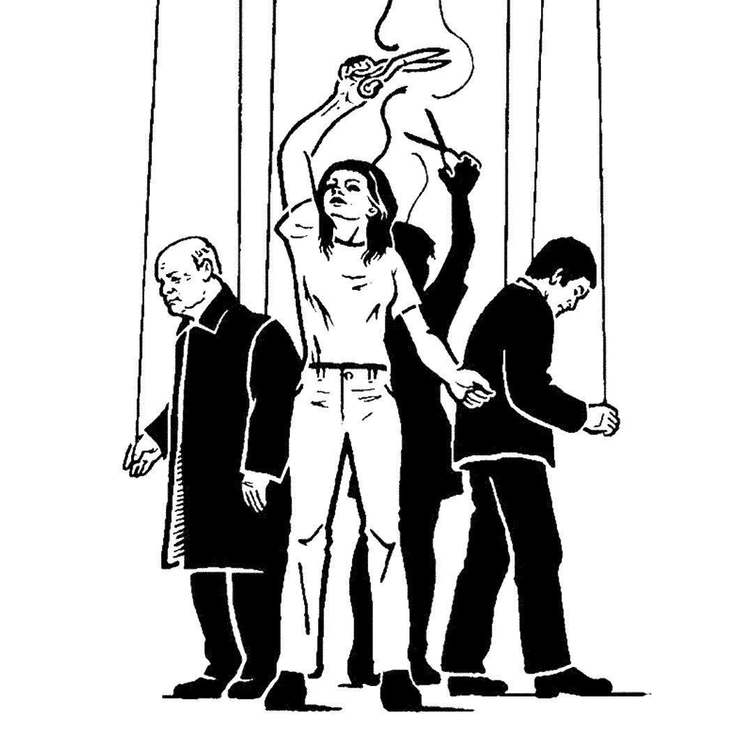 Иллюстрация: anarchistrevolt.com