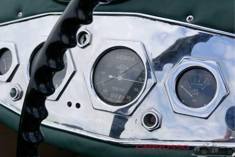 Jaguar SS1 2 ½ litre 20HP open-top four-seater Tourer afbeelding 25