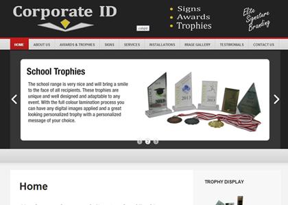 CID QLD Website Screenshot