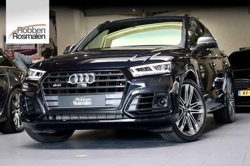 Audi SQ5 3.0 TFSI Quattro Pro Line Plus Acc|RS stoelen|HUD|Pano|VOL afbeelding 1