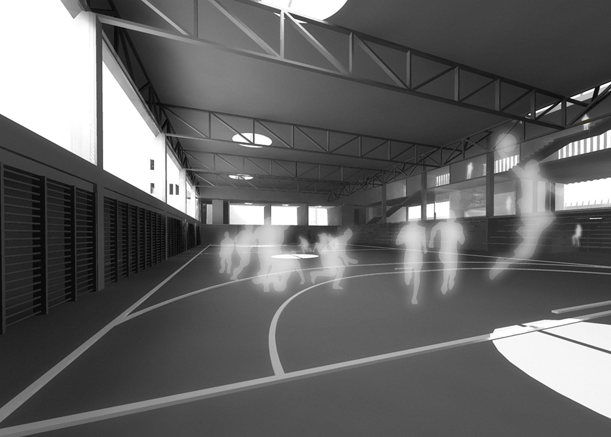 Projekt - Školska sportska dvorana i dogradnja gimnazije
