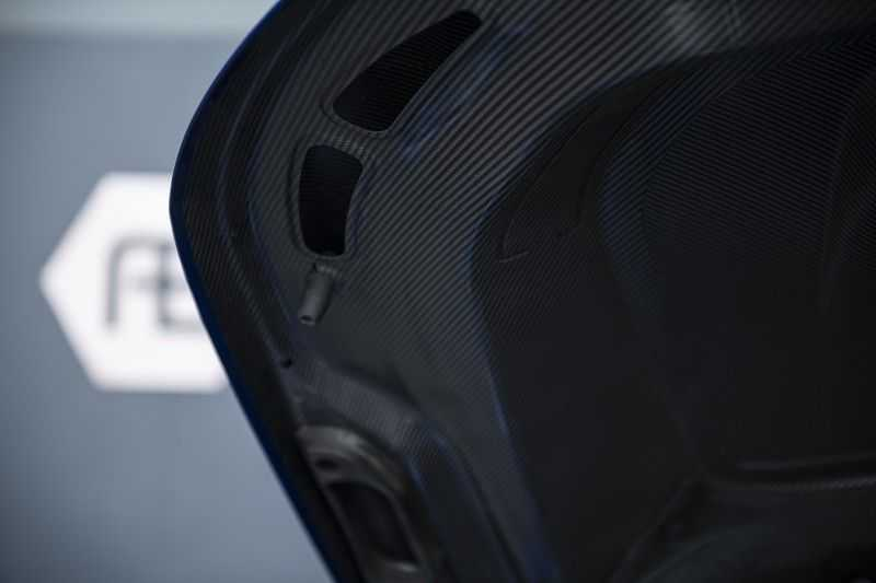 "Land Rover Range Rover Sport P575 SVR Carbon SVR motorkap + Drive Pro Pack + Panoramadak + 22"" + Stoelkoeling + Head-Up + Stuurwielverwarming + Carbon interieur afbeelding 9"