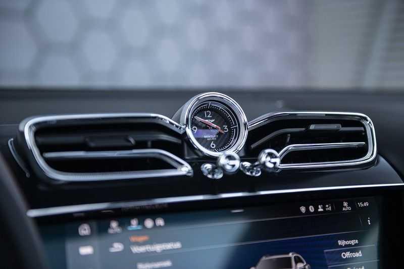Bentley Bentayga V8 FIRST EDITION MY 2021 + Naim Audio + Onyx Pearl Black + Apple CarPlay (draadloos) afbeelding 2