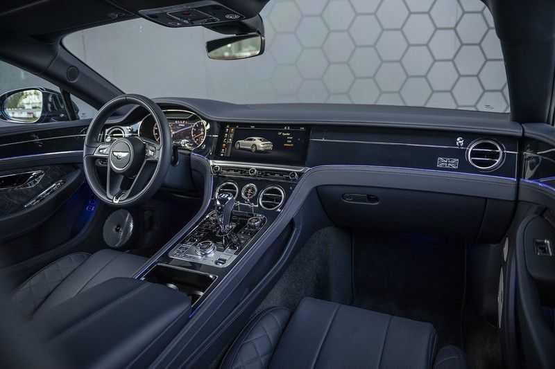 Bentley Continental GT 6.0 W12 First Edition Naim Audio + Massage gekoelde/verwarmde stoelen afbeelding 4