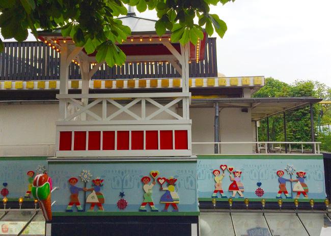 Tivoli Gardens, Copenhagen's amusement park