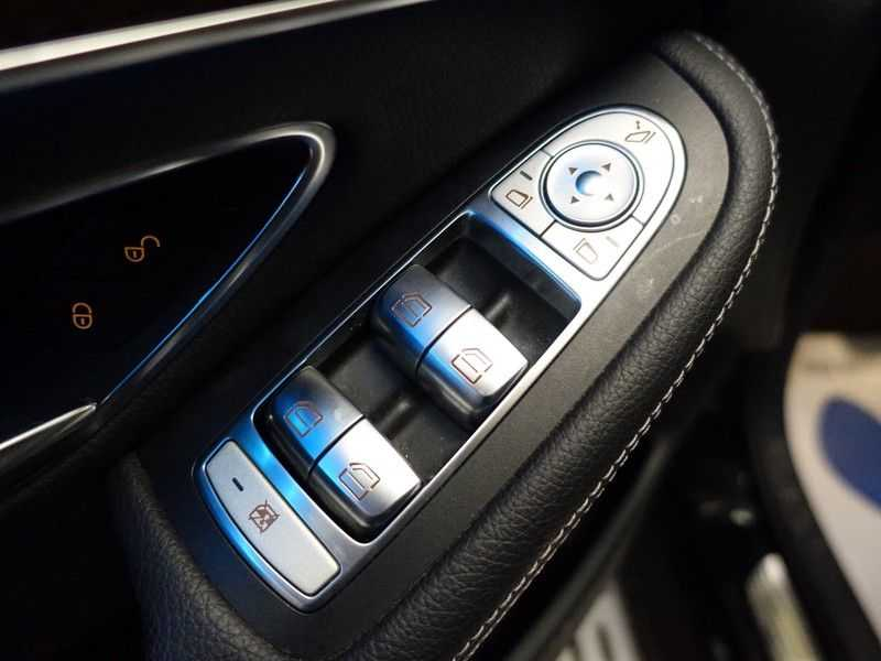 Mercedes-Benz GLC 250D 4MATIC 9G- AMG Sport Edition, Panoramadak, Leer, Full afbeelding 12