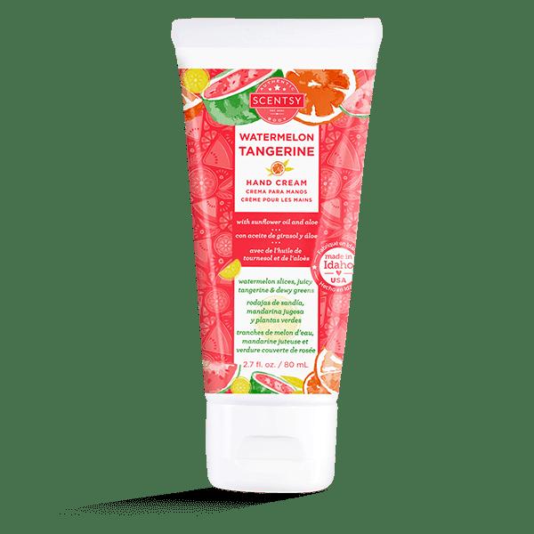 Watermelon Tangerine Hand Cream