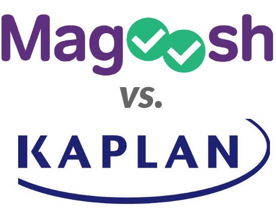 Magoosh vs. Kaplan