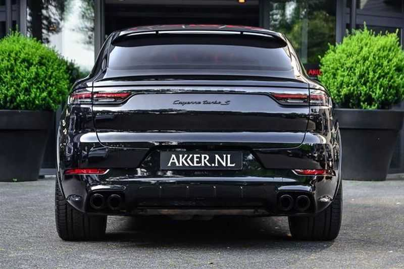 Porsche Cayenne TURBO S E-HYBRID COUPE SPORTDESIGN+BURMESTER NP.241K afbeelding 24