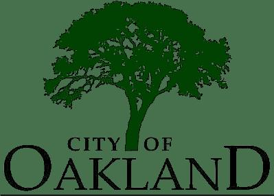 logo of City of Oakland