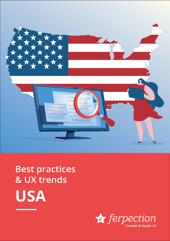 Best practices & UX trends USA