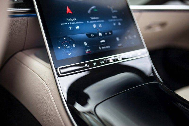 "Mercedes-Benz S-Klasse 500 4Matic Lang AMG NP €193.000 *Pano / 3D Burmester / HUD / Distronic / 21"" / 3D Display* afbeelding 22"