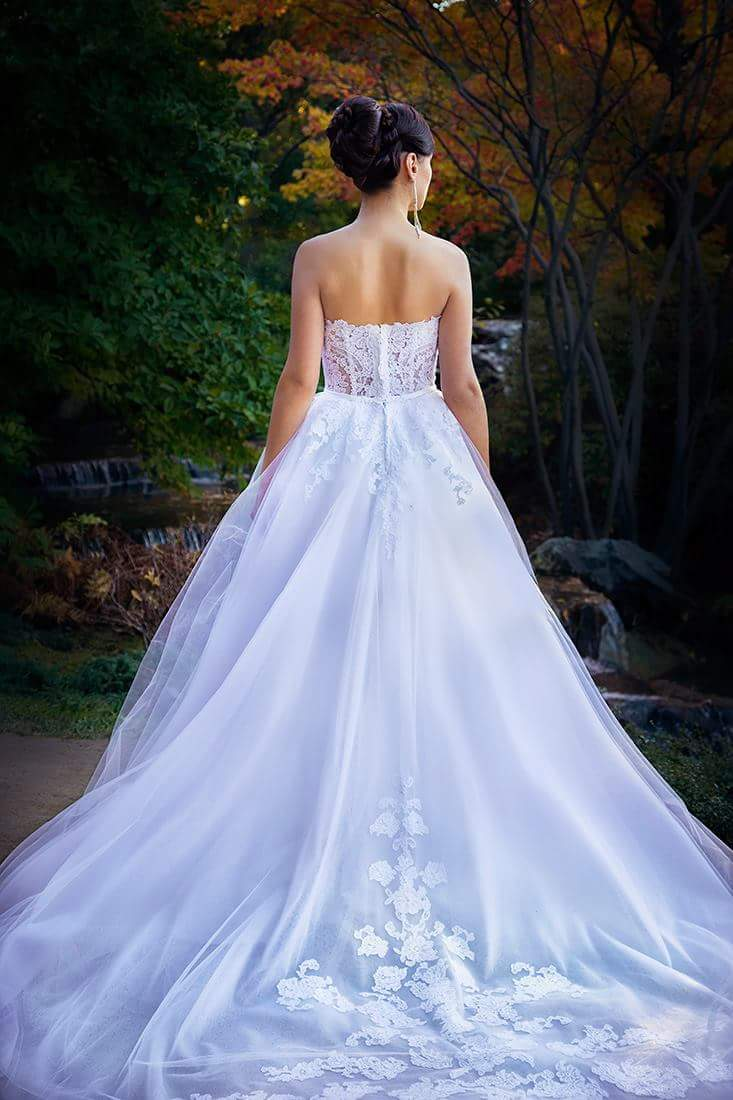 robe de mariee montreal haute couture lilia dentelle
