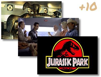 Jurassic Park theme pack