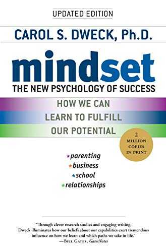 Mindset: The New Psychology of Success Cover