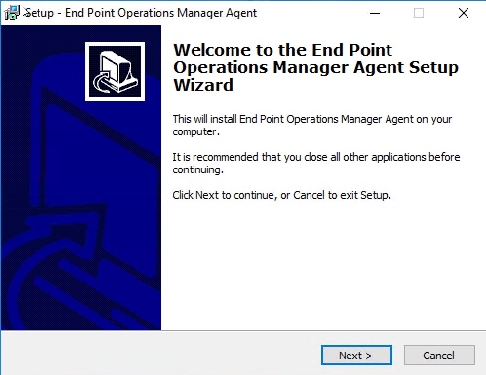 How to deploy the vROps EPOps windows agent using Microsoft