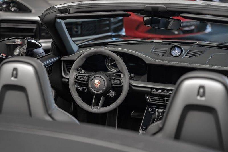Porsche 911 992 S Cabrio Sport Design Pakket Ventilatie Led Matrix Chrono Sport Uitlaat 3.0 Carrera S afbeelding 19
