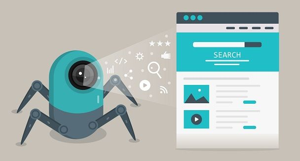 Googlebot building a searchable index for the Google Search engine.