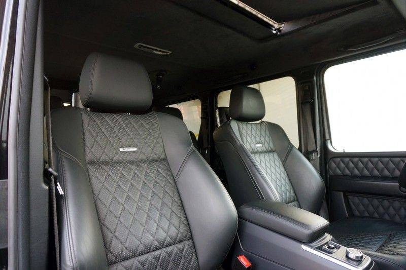 Mercedes-Benz G-Klasse 63 AMG Designo *Orig NL *Sportuitlaat afbeelding 5