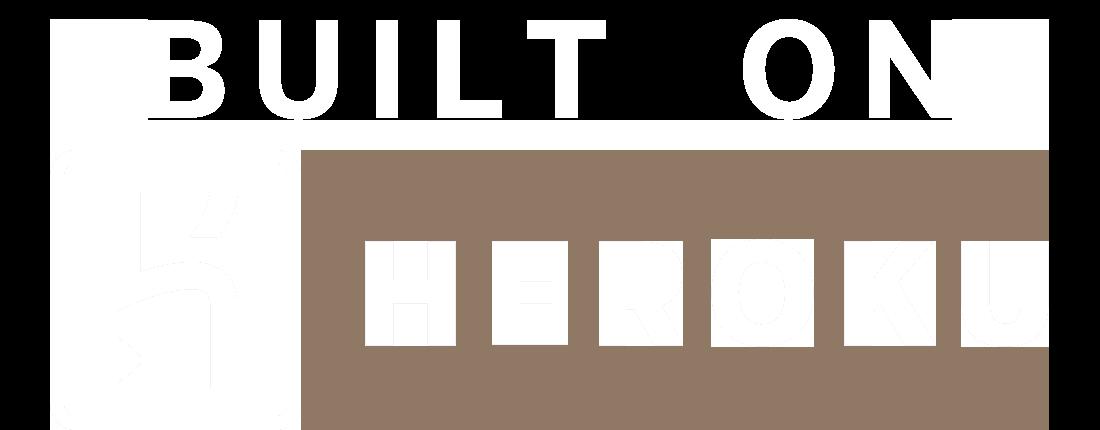 Powered by Heroku