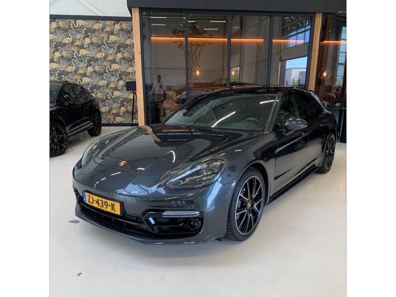 Porsche Panamera Sport Turismo 2.9 4 E-Hybrid   Sportuitlaat   Achteras sturing   Carbon   Stoel koeling   HUD   afbeelding 20