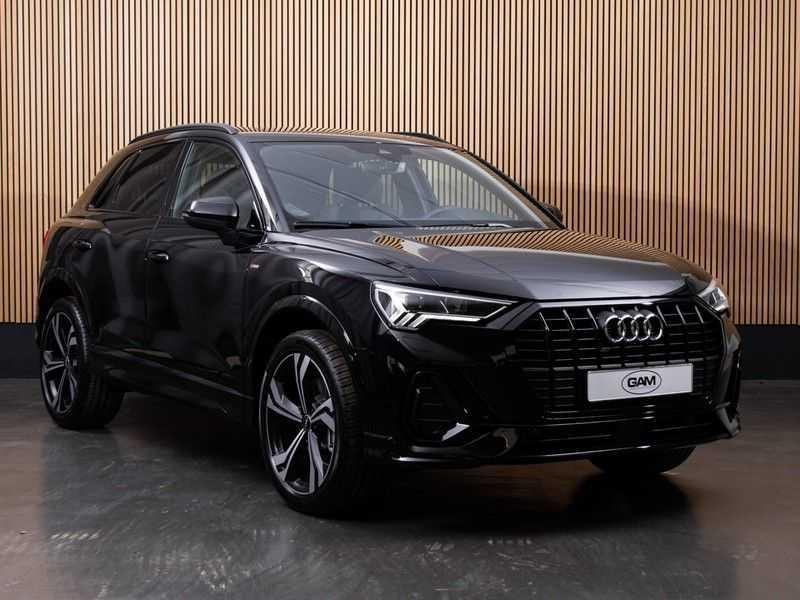 """Audi Q3 45 TFSI e S Edition 20"""", B&O, PANO, LED, B&O, S-LINE afbeelding 2"""