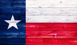 Texas Flag Board