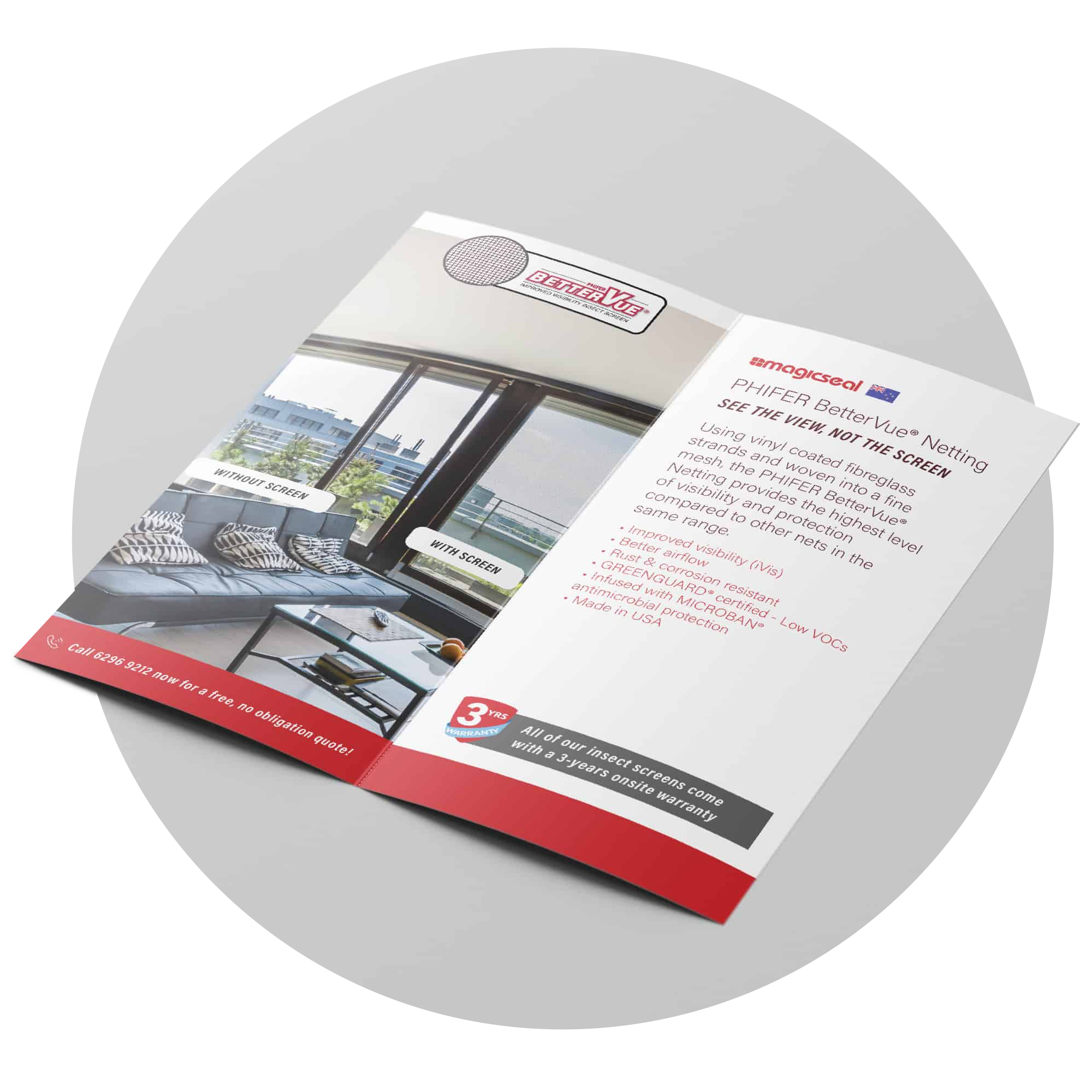Enticing Brochures For Your Customers