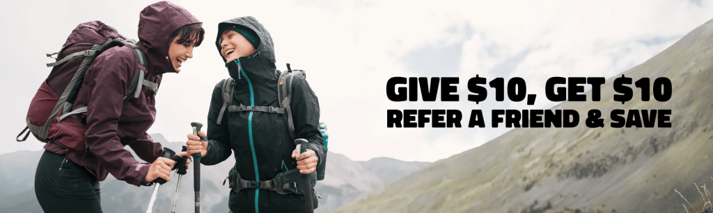 Decathlon referral program