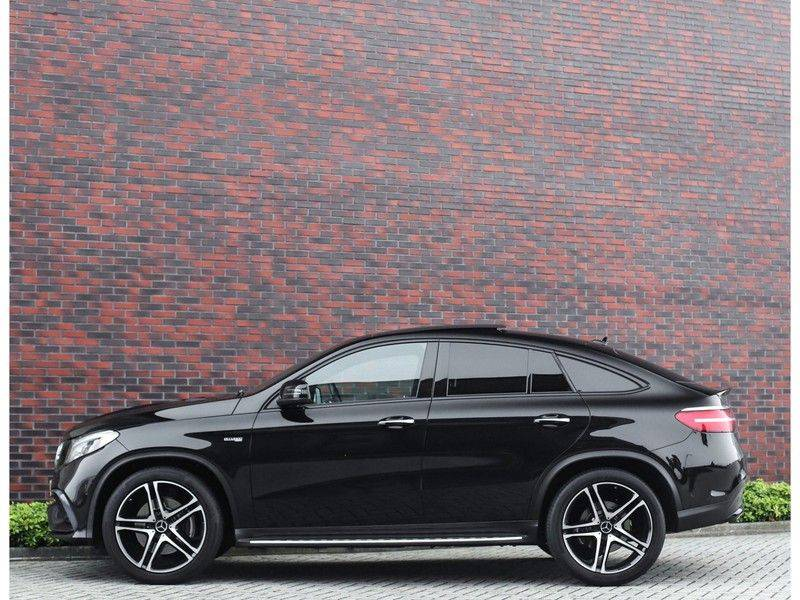 Mercedes-Benz GLE Coupé 43 AMG 4-Matic B&O*TV*Leder*Standkachel*Airmatic*VOL!* afbeelding 16