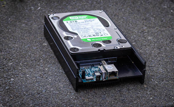 Building a budget home server with the ODROID HC2! – Jordan Crawford
