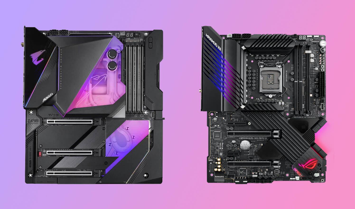 Best Motherboards for i7 10700K