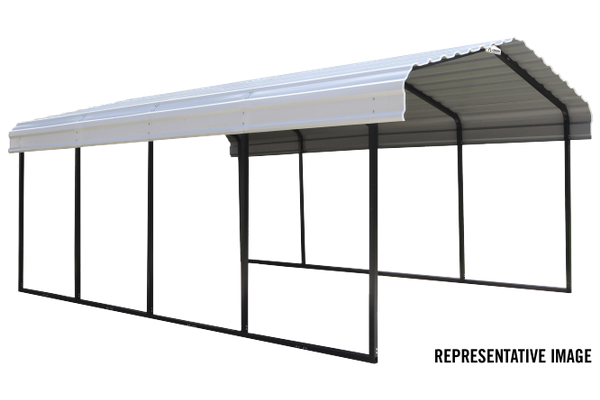 Arrow Steel Carport