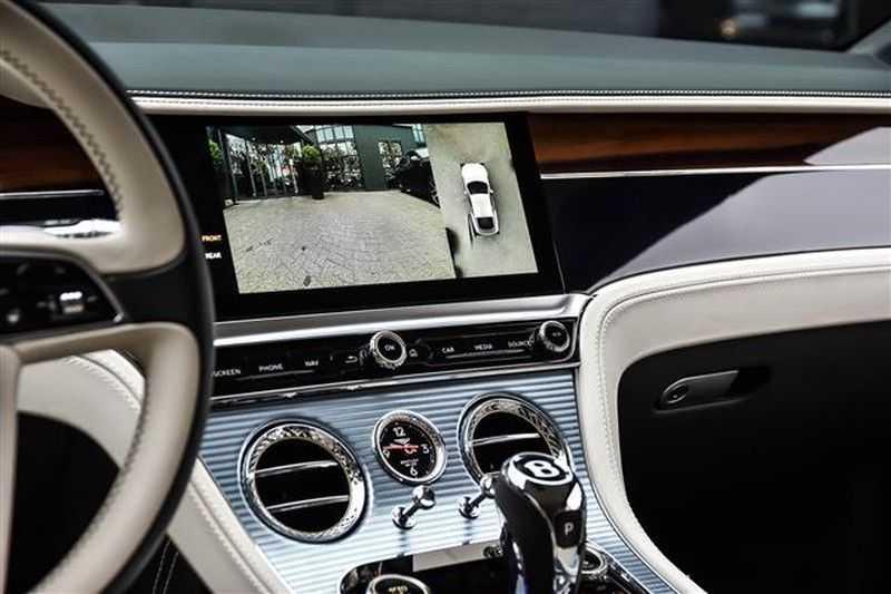 Bentley Continental GT W12 MULLINER MASSAGE+HEADUP+TOPVIEW afbeelding 3